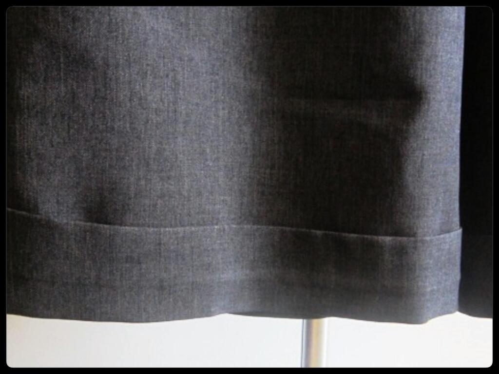 moda estilo costura calça pantalona