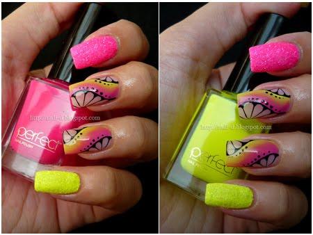 Неонови лакове за нокти