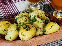 Batatinhas Sauté (vegana)