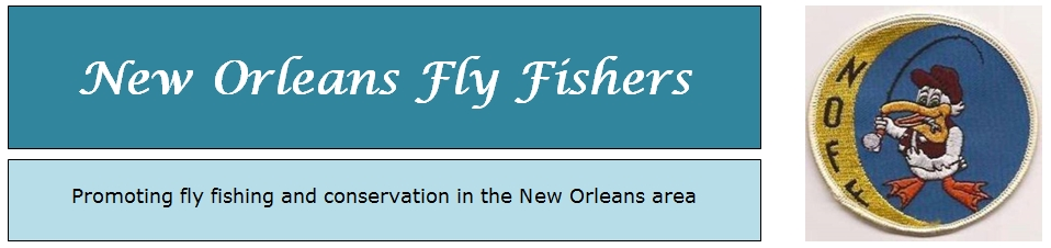 New Orleans Fly Fishers