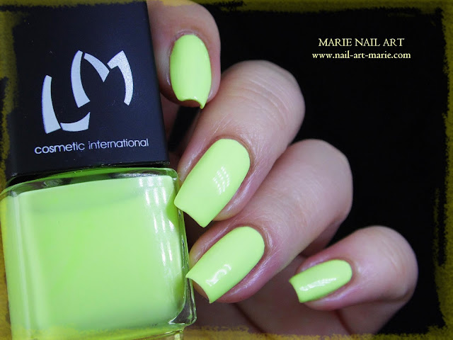 LM Cosmetic Yellow Popsicle10