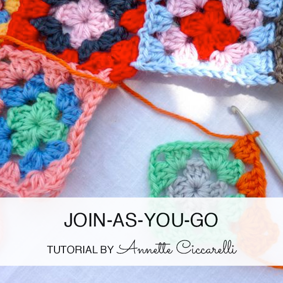 http://myrosevalley.blogspot.ch/2013/02/granny-square-join-as-you-go-tutorial.html