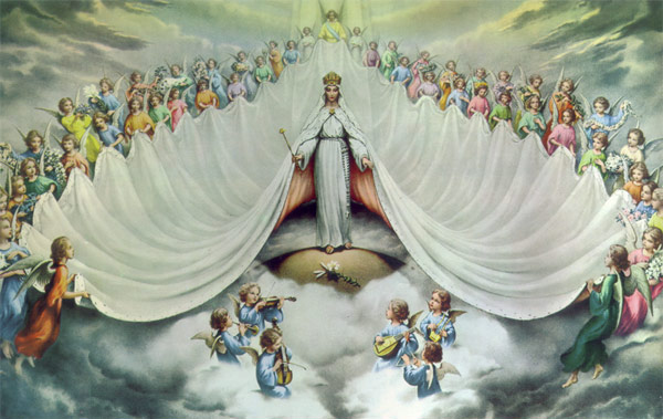 A Catholic Mom in Hawaii: The Queenship of Mary