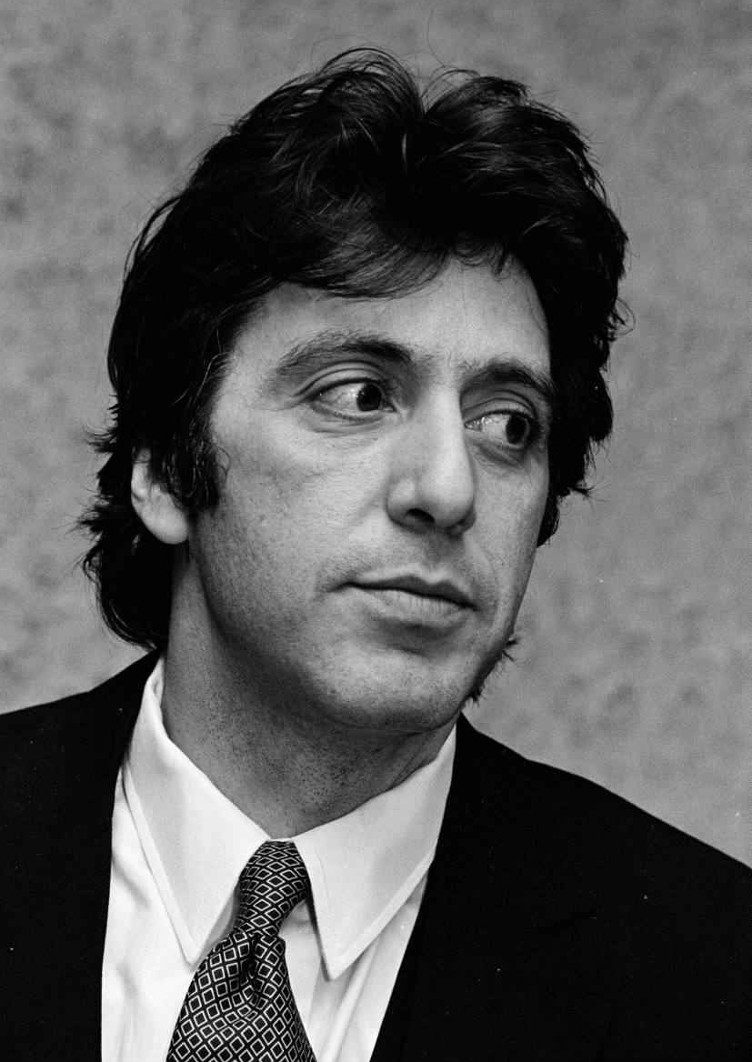al pacino hairstyle men hairstyles men hair styles. Black Bedroom Furniture Sets. Home Design Ideas