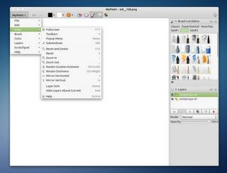 Install MyPaint 1.0.0 in Ubuntu