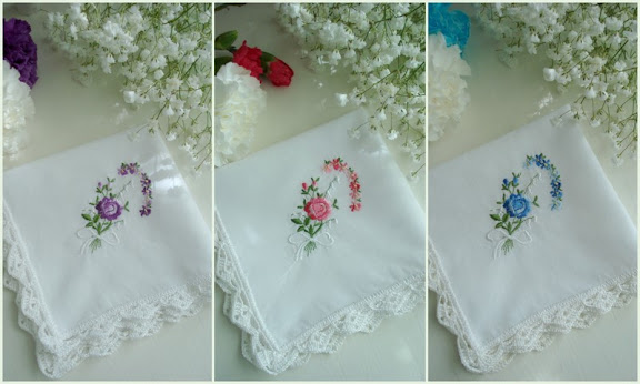 pretty handkerchiefs