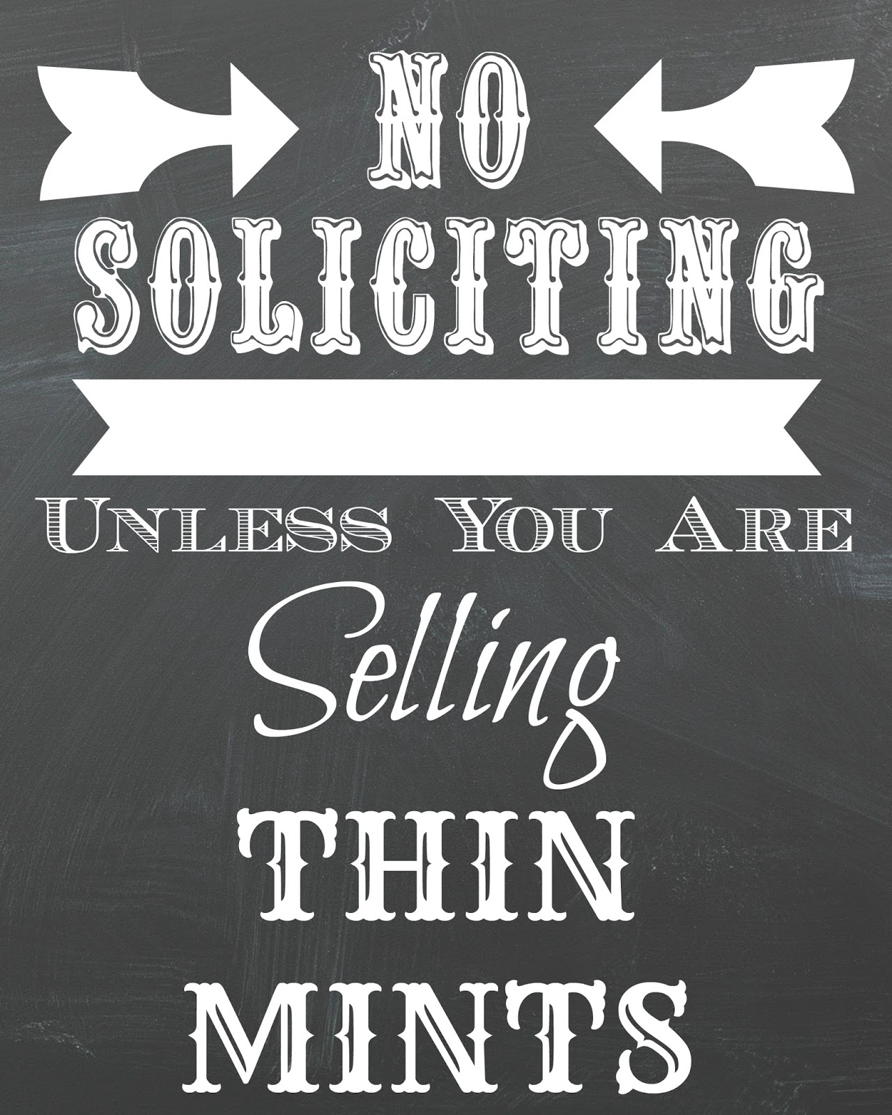 Inventive image pertaining to printable no soliciting sign