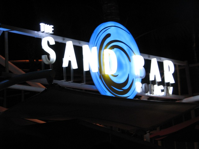 the Sand Bar Boracay, best chillin bar Boracay, firedance Boracay, cool restaurant Boracay, cool Bar Boracay, boracay island blog, boracay blog