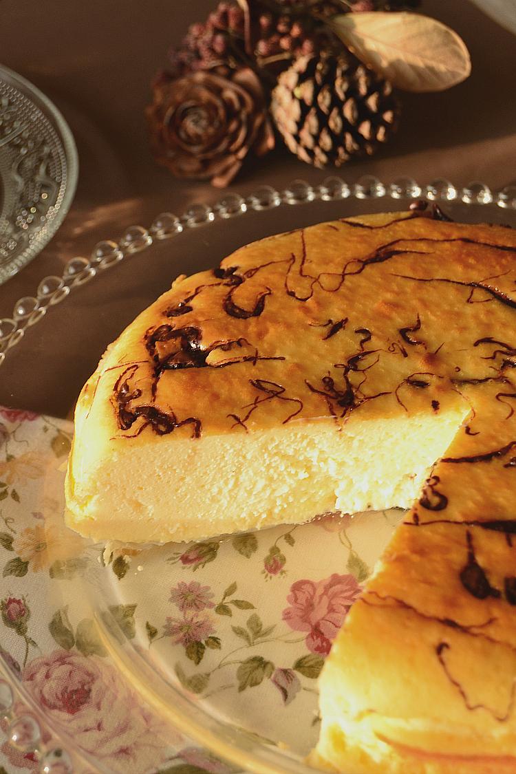 Tarta De Queso C Cocina | Como He Puesto La Cocina Tarta De Queso Tradicional Con Un Toque