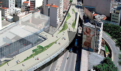 Cidade - espaço urbano