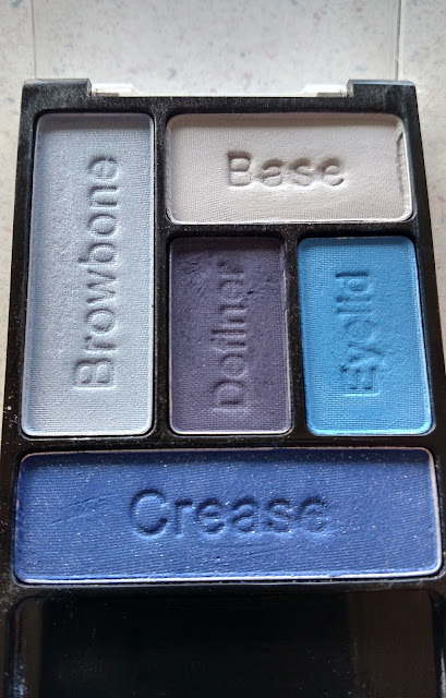 wet n wild blue eye shadow