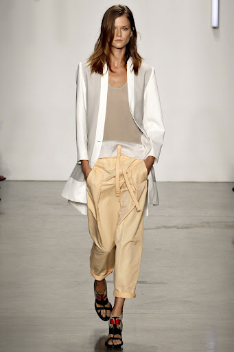 Helmut Lang Spring/summer 2013 Women's Collection