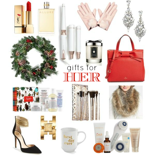 Holiday Gifts For Her Part - 27: Holiday Gift Guide: Classy Gifts For Her