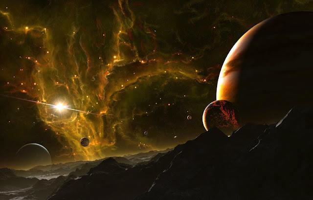 el universo y dios