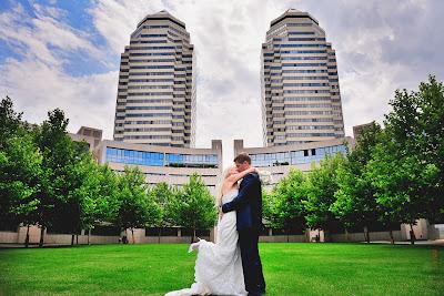 Свадебная фотосъемка в Днепропетровске
