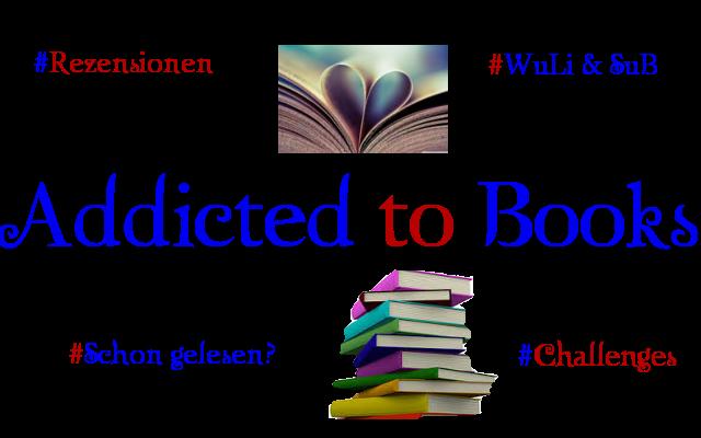 <center>Addicted to Books</center>