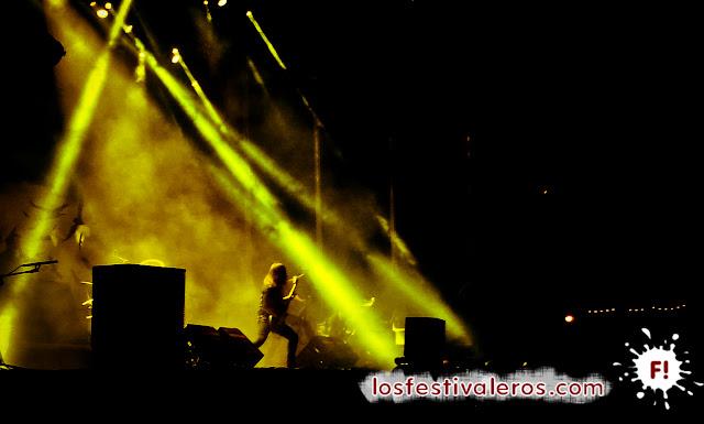 Satyricon en el Festival Leyendas del Rock 2015
