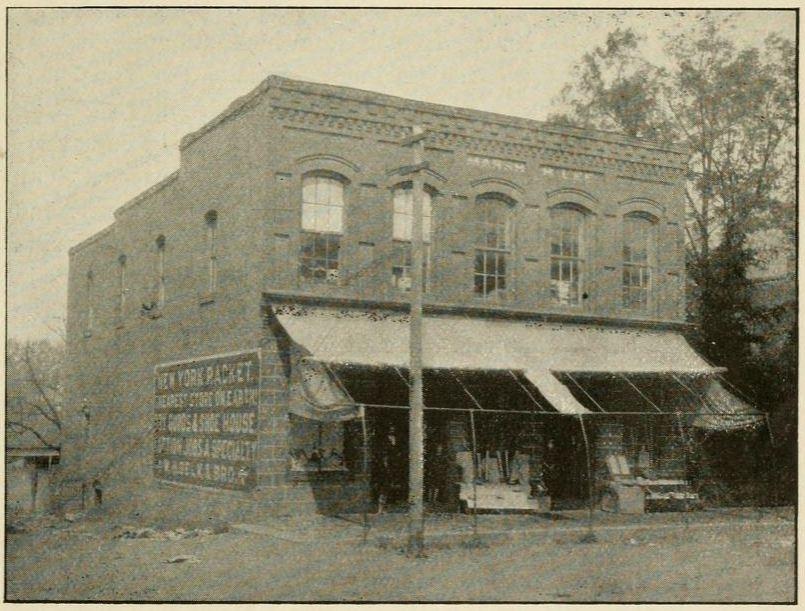 Monroe North Carolina Miscellaneous History William