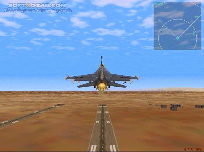 f 16 multirole fighter game free  full version for pc