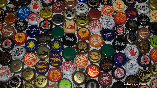 Bottle Cap Background 1920x1080