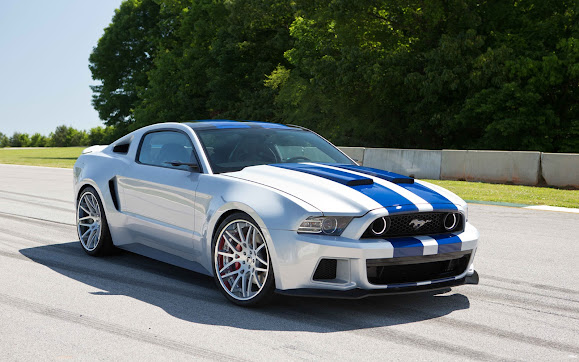 Shelby Mustang Need for Speed 0j