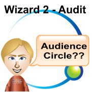 Current Audience Circle Content Marketing Wizard