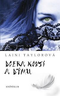 Dcera kostí a dýmu. Young adults série z Prahy