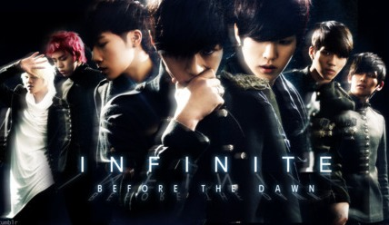 infinite stylized as infinite korean 인피 니트 is a seven member