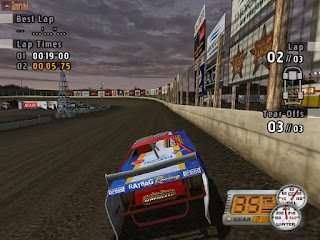 Free Download Games Saturday Night Speedway ps2 iso Untuk Komputer Full Version ZGASPC