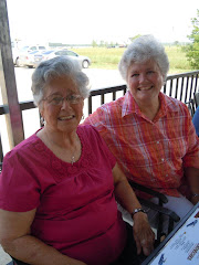 Classmate Diane and her Mom (left)