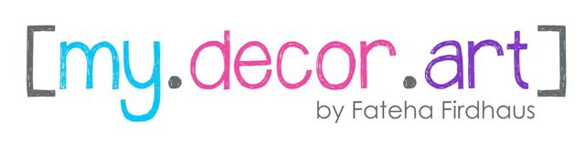 My Decor Art | Ur Custom + Rare Handmade Decor Here!~