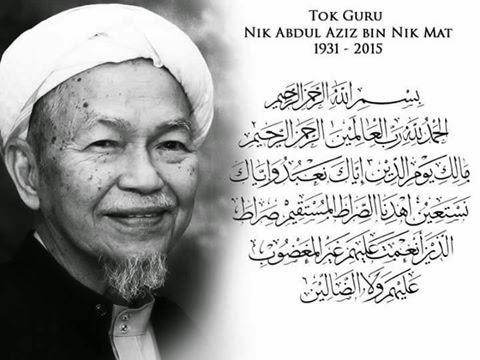 Tuan Guru Nik Aziz