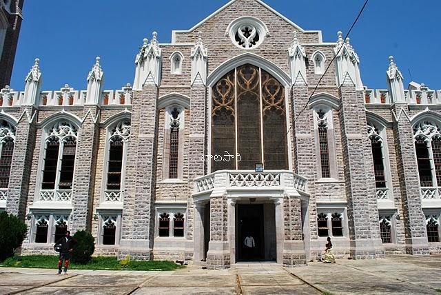 Medak Church, Andhra Pradesh