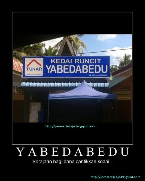 YABEDABEDU