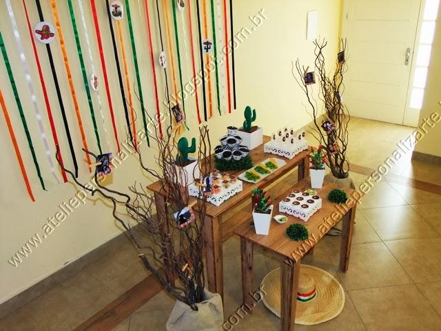 decoração festa mexicana porto alegre