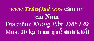 Trùn quế Krông Pắk, Đắk Lắk