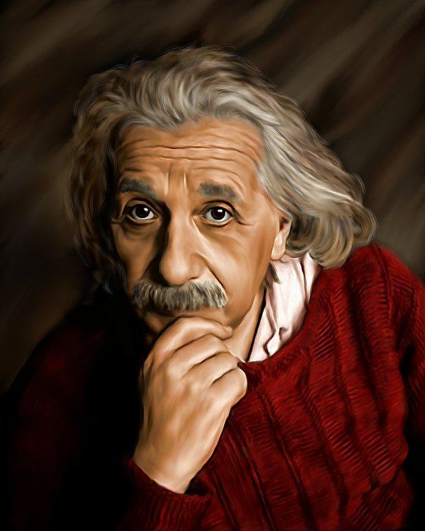 FÍSICO MATEMÁTICO Albert Einstein  Nació un 14 de marzo  de 1879-1955