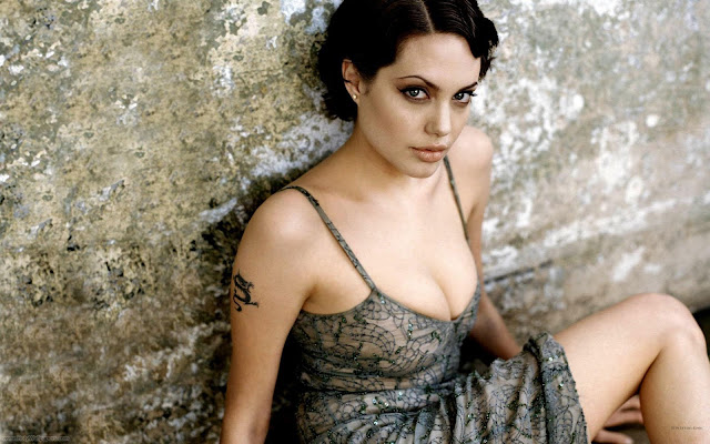 Angelina Jolie Wallpaper Desktop