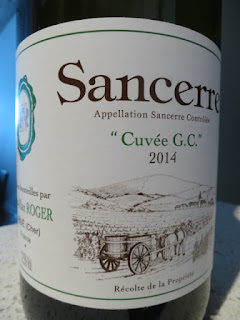 Jean-Max Roger Cuvée G.C. Sancerre 2014 - AC, Loire, France (91 pts)