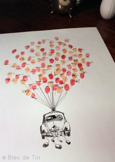 27 unique guest book ideas craft sign in book sciox Gallery