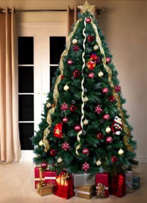 B sicos moda de mariposa ideas para decorar tu rbol de - Como decorar un arbol de navidad ...