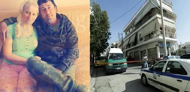 Μέσα στο διαμέρισμα του στυγνού εγκλήματος στο Περιστέρι [εικόνες & βίντεο]