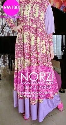 NBH0238 FAZIRA JUBAH