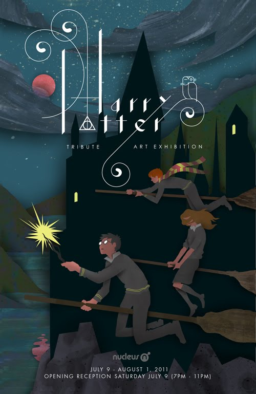 Harry Potter Art Exhibition