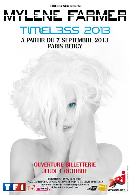 Mylene Farmer Timeless 2013