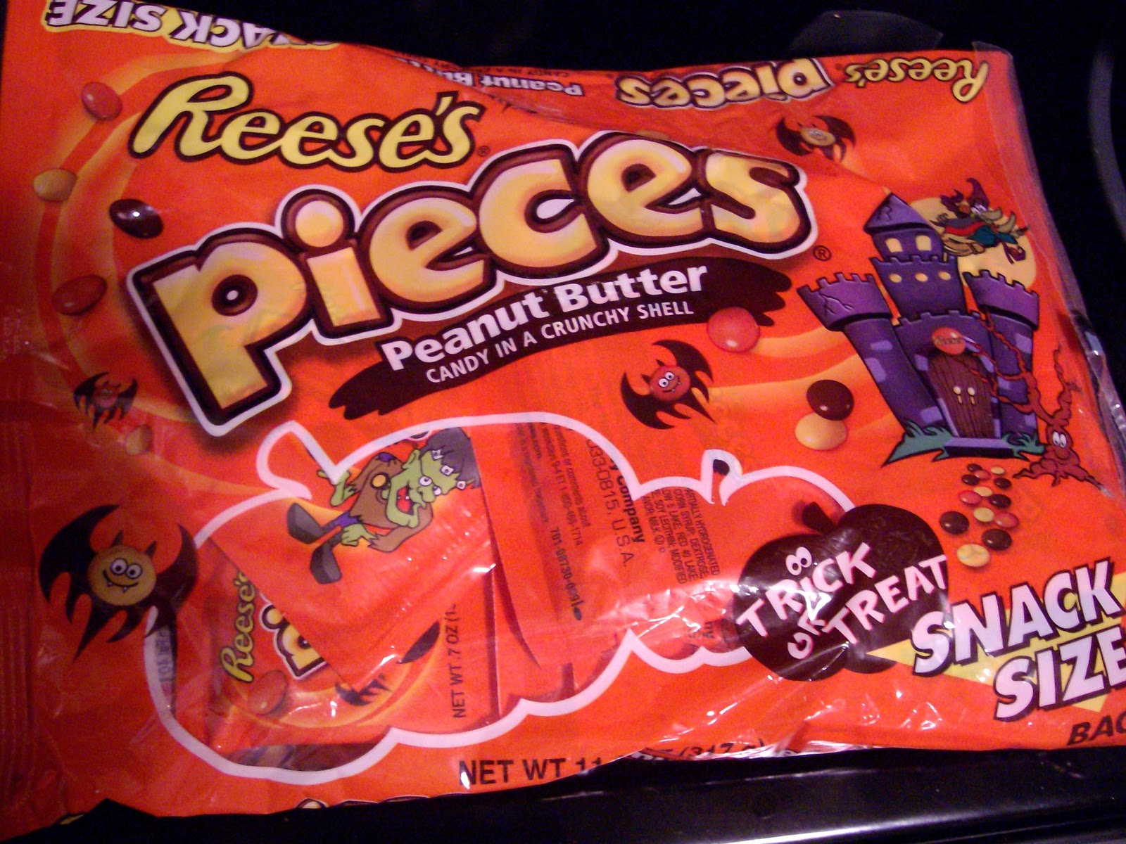 the foodie rd: chocolate reese's pieces cookies