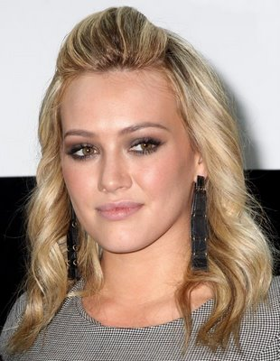 hilary duff tattoo. Hilary Duff Hairstyle Pictures