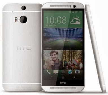 HTC One M8 resmi diumumkan dengan dual sensor kamera