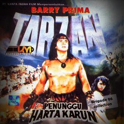 Brigade 86 Movies Center - Tarzan Penunggu Harta Karun (1990)