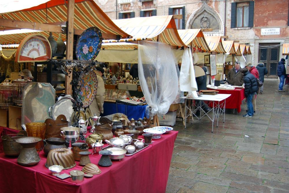 Campo san maurizio mercatino antiquariato for Mercatino antiquariato